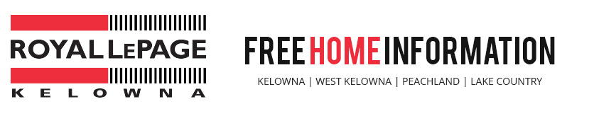 Royal LePage Kelowna Free Home Information